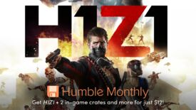 Image for This month's Humble Monthly early unlock is H1Z1