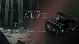 Image for Get Half-Life: Alyx for free with an HTC Vive Cosmos Elite