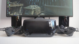 Image for Valve Index review: the gold standard for VR headsets