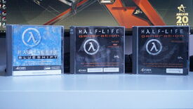 Image for Just look at these gorgeous Half-Life CD ROMs