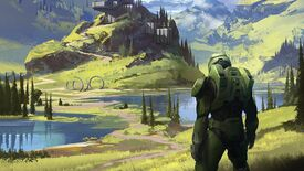 Image for But the work of Halo Infinite's art director is stunning