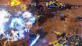 Image for It's it's a Spartan Blitz: Halo Wars 2 open beta live