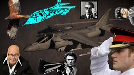 Image for The Flare Path: Now Even Harrier