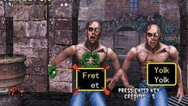 Image for Have you played… The Typing of the Dead?