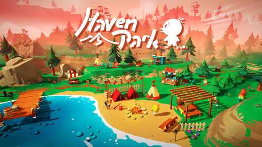 Key Art for the new game Haven Park