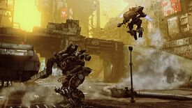 Image for Hawken Videos Show Garage And Basic Combat