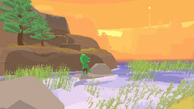 Image for Screenshot Saturday Sundays: Pistol platforming and hiking with alligators