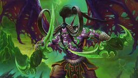 Image for Hearthstone's Demon Hunter class has arrived with a wee free story