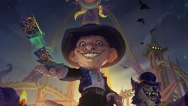 Image for Hearthstone's Duels mode is like a bleak knife fight with an omnipotent clown