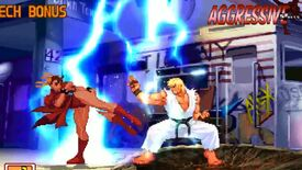 Image for Fighting game bots create hell version of famous EVO moment