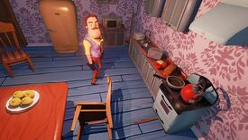 Image for Giveaway: 20 copies of stealth horror Hello Neighbor