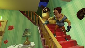 Image for Hello Neighbor comes a-knocking in this intense trailer