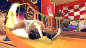 Image for Let's Chatter Over... Action Henk's Toy-stalgic Butt Sliding
