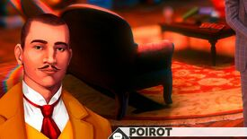 Image for New Agatha Christie game stars a young Hercule Poirot who is unnecessarily hot