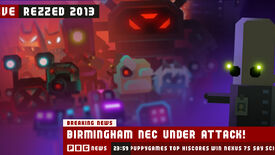 Image for Rezzed! Puppygames Hi-Score Competition, Space Hulk
