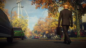 Image for Hitman 2's heat-seeking briefcase was a bug. Now, it's a feature.