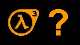Image for Cautious Hooray: Half-Life 3 Being Actively Developed?