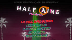Image for Half-Line Miami: A Top-Down Arcadey Approach To Half-Life 2