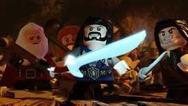 Image for There And Block Again: Lego - The Hobbit
