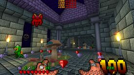 Image for Hocus Pocus Doom drags Apogee's DOS platformer into the third dimension