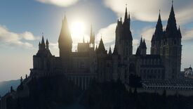 Image for Fall in love with the Minecraft Harry Potter mod, in our gif tour