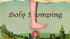 Image for Finally, A Game In Which You Play As The Monty Python Foot