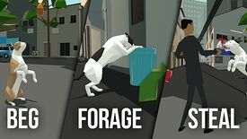 Image for Doggy Survival Sim Home Free Hits Kickstarter Target