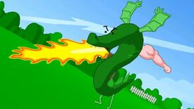 Image for You're Gonna Have to Jump: The retro games of Homestar Runner
