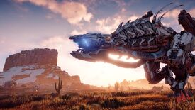 Image for Horizon Zero Dawn's world is beautifully borked - and I can't wait to revisit it on PC