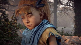 Image for Three years on, I still can't get over baby Aloy's massive head