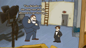 Image for Tim Schafer In Host Master Deux: Host Harder