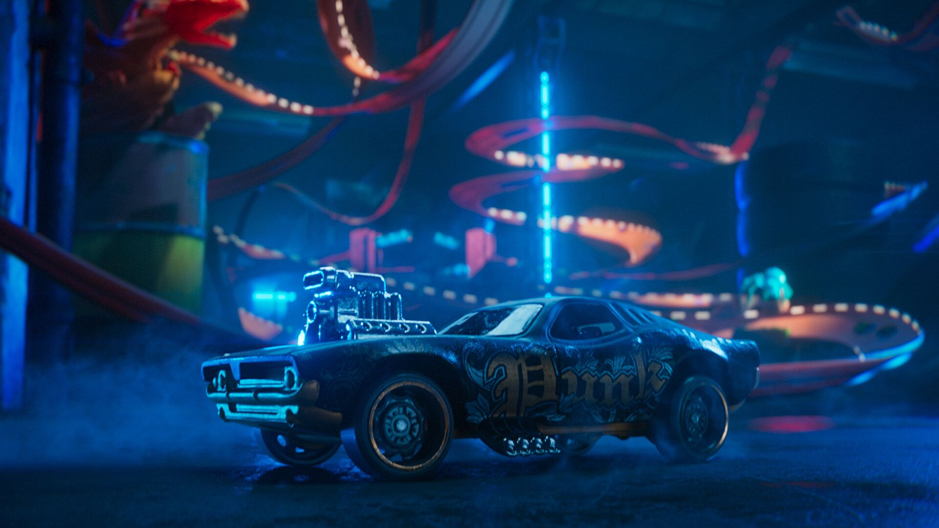 Hot Wheels Unleashed announced, has already made me spend money on toys