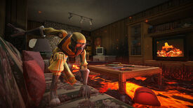 Image for Klei's Hot Lava turns the living room into a deathzone next week