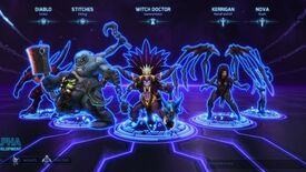 Image for Hands On: Heroes Of The Storm