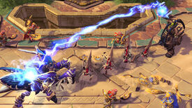 Image for Battle For Two: Heroes Of The Storm Shrinks Ranked Party Size
