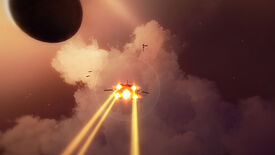 Image for Space Combat Sim House Of The Dying Sun Out Now