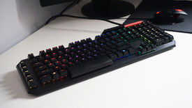 Image for HP Omen Sequencer review: The king of keyboard volume rollers