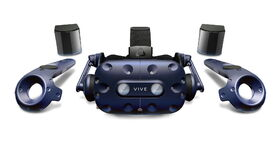 Image for HTC's Vive Pro starter kit is £220 off right now