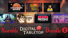 Image for Humble's digital tabletop bundle returns with Slay The Spire and more for $10