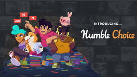 Image for Get 45% off Humble Choice Premium for Black Friday