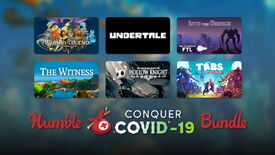 Image for Humble's Conquer Covid-19 bundle has over $1000 worth of games and ebooks for just $30