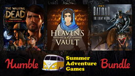 Image for Get Oxenfree, Heaven's Vault and loads of Telltale games for $15 in Humble's latest bundle