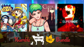 Image for Grab 9 RPS indie favourites for £9 in Humble's Sweet Farm Fall bundle