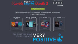 Image for Humble Very Positive Bundle 2 available now, featuring Oxenfree, Shadow of War, and more