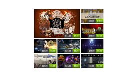 Image for Picking Up Steam: Humble Launches Full Storefront