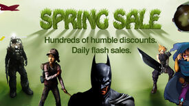 Image for Steam Who? - Humble Bundle's Spring Sale
