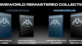 Image for Ancient Relics: Homeworld HD Now Homeworld Remastered