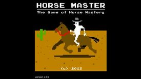 Image for Have You Played… HORSE MASTER?