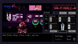 Image for Have You Played… VA-11 Hall-A: Cyberpunk Bartender Action?