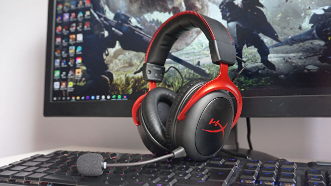 HyperX's Cloud II Wireless gaming headset